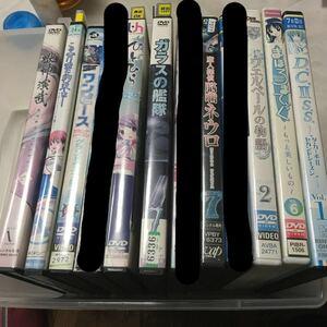 アニメ レンタルUP DVD まとめ売り