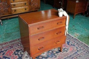 イギリスアンティーク家具 Gプラン/チェスト 北欧家具 ビンテージ/チェスト 英国製 c303-1