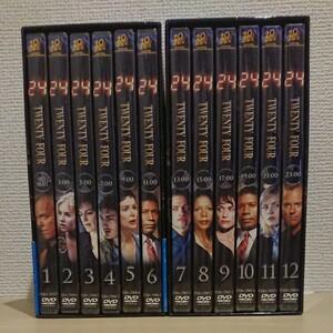 24 TWENTY FOUR DVDコレクターズボックス1/2