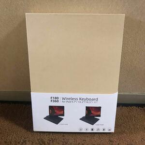 ワイヤレスキーボード ハードケースノートブックタイプ