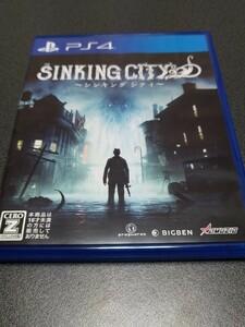 The Sinking City ~シンキング シティ~ PS4
