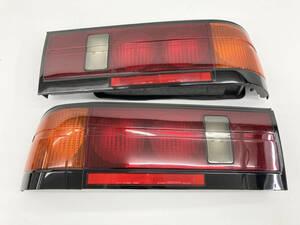 _b61180 マツダ サバンナRX-7 E-FC3S テールランプ (2) ライト レンズ 左右 LH RH KOITO 33-19801 / 220-61293 3G FC3C