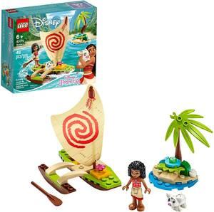 レゴジャパン LEGO 43170 Disneyディズニープリンセス モアナの海の冒険