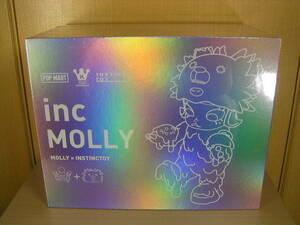 INSTINCTOY Molly Costume - inc Molly 260mm ☆新品~未開封☆ インスティンクトイ POP MART KENNYSWORK
