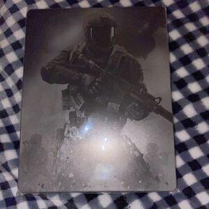 【PS4】コール オブ デューティ ブラックオプス 4 GEO・ゲオ特典「スチールブックケース 」