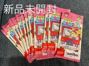 ☆とびだせ どうぶつの森 amiibo+ amiiboカード サンリオキャラクターズ