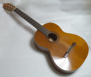 SIW211◆【ジャンク】◆春日楽器◆ 楓 G85号 クラシックギター◆