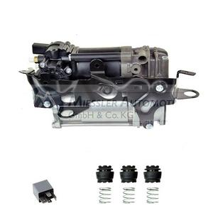 ベンツ W218 C218 X218 リア エアサス コンプレッサー エア ポンプ 純正 リレー シューティングブレイク CLS AMG 2123200404 2123200104