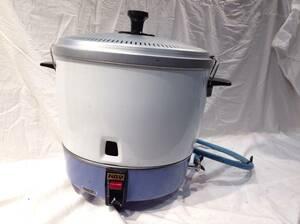 ★3666★パロマ ガス炊飯器 保温 4L 店舗用品 業務用 動作未確認 調理器具 詳細不明