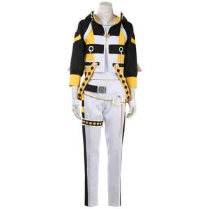あんさんぶるスターズ あんスタ 勤労ハニービー 桜河こはく おうかわこはく 風 コスプレ衣装 cosplay コスチューム 変装 仮装 ハロウィン