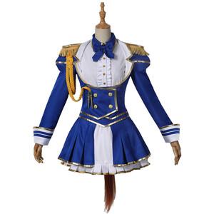 ウマ娘プリティーダービー Pretty Derby ダイワスカーレット 風 コスプレ衣装 cosplay コスチューム 変装 仮装 ハロウィン イベ