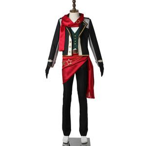 あんさんぶるスターズ MaM 三毛縞斑 みけじままだら 風 コスプレ衣装 cosplay コスチューム 変装 仮装 ハロウィン イベ