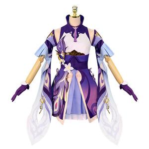 原神 げんしん 刻晴 こくせい コクセイ 風 コスプレ衣装 cosplay コスチューム 変装 仮装 ハロウィン イベント