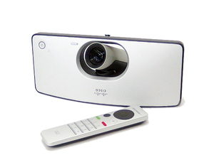 ■○ CISCO テレワーク/テレビ会議用カメラ PoE給電対応 TelePresence SX10 Quick Set TTC7-22 広角83°/水平FOV/5倍ズーム AC欠品 No.3