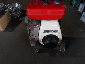 ガソリンエンジン 三菱G50 実働品