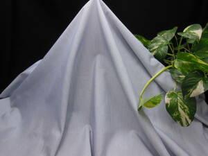 新入荷!掘り出し品!日本製!高級ブランド!なかなか手に入らない!先染め!艶の有る糸細上質綿100%!ヘアーラインストライプ112cm巾×2m