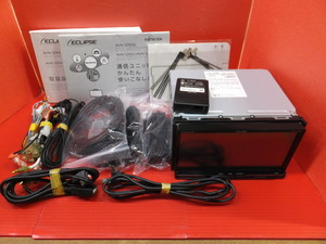 [ used our shop with guarantee!] Eclipse AVN-SZ05i communication module / film antenna set / manual attaching Bluetooth/DVD/CD recording
