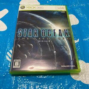 【Xbox360】 スターオーシャン4 -THE LAST HOPE-