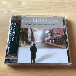 【美品】ヴァン・モリソン/スティル・オン・トップ - グレイテスト・ヒッツ[SHM-CD 2枚組]