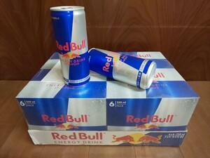 レッドブル エナジードリンク 250ml缶×24本(1ケース) Red Bull
