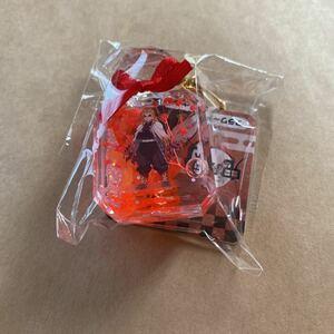 鬼滅の刃 フラワードームキーホルダー 煉獄杏寿郎