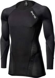 新品未開封 スキンズ SKINS Recovery Elite メンズ コンプレッションウェア 大谷翔平選手着用モデル ロングスリーブ トップ 長袖