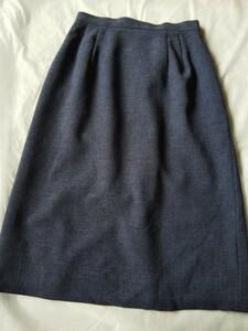 ひざ丈スカート タイトスカート(春夏用)