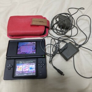 Nintendo DS Lite ソフト付き
