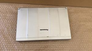 ジャンク現状BIOS起動済Panasonic Let's Note CF-NX3 Core i3 4010U 4GB HDD無し c2106242