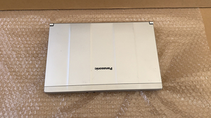 ジャンク現状BIOS起動済Panasonic Let's Note CF-NX3 Core i3 4010U 4GB HDD無し c2106243
