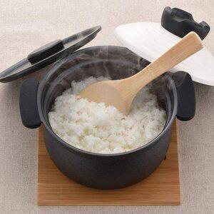 【1合】IH対応 炊飯鍋 炊き 軽量 アルミ製 ごはん 美味しく炊き上げ 炊飯器 一人暮らし