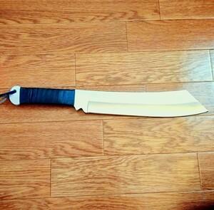 フルタングナイフ 鉈 ナタ
