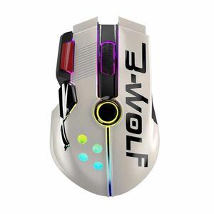 新品 X6 ホワイト ゲーミング マウス 11個ボタン ワイヤレス 無線/有線 超低遅延 超高速 PC モバイル FPS PS4 高性能 高級 ゲーム マウス