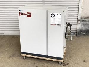 アネスト岩田 3.7kW 5馬力 パッケージコンプレッサー CLP37B-8.5 60Hz専用 / COMGPAC 給油式レシプロコンプレッサー