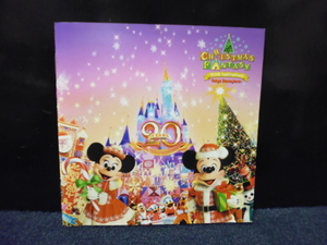 ★送料無料★東京ディズニーランド 20周年記念 クリスマス・ファンタジー2003