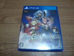 ★ PS4 Fate/EXTELLA -フェイト/エクステラ- ★