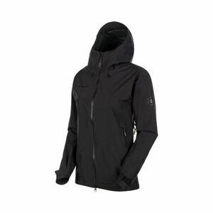 MAMMUTマムート ハードシェルジャケット アジアンフィットブラック(黒) レディースXL 新品