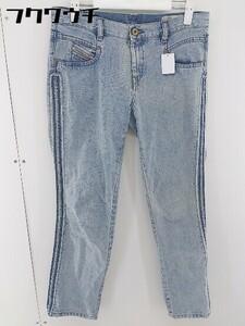 ◇ DIESEL ディーゼル Belthy Ankle-C デニム ジーンズ パンツ サイズW25 L32 インディゴ レディース