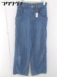 ◇ SLY スライ デニム ジーンズ パンツ サイズ25 インディゴ レディース