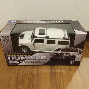 未使用非売品。RC HUMMER H2 Ⅱ。