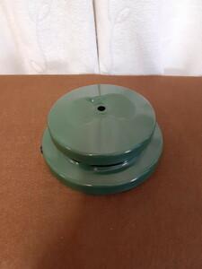 【美品・緑色】コールマン純正ノーススター2500用ベンチレーター 21060717