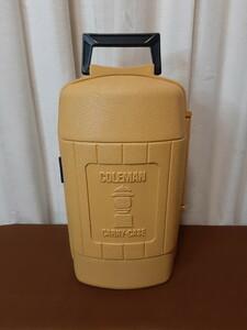 【希少】コールマン クラムシェルケース(角ハンドル) 200A用 83年2月製 21062416