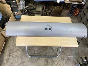 ニッソー●リアルインバーターライト900(3灯●可動式照明●中古●nisso 90cm水槽用