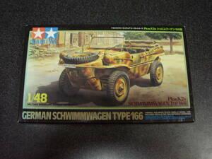 タミヤ 1/48 Pkw.K2s シュビムワーゲン 166型  プラモデル