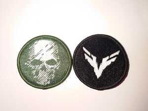 パッチ ゴーストリーコンブレイクポイント ワッペン lbt eagle Crye 緑 イーグル タクトレ 特殊部隊 swat 航空自衛隊 HK416 FBI M4 AK