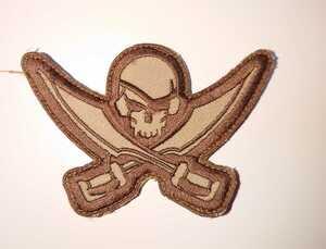 パッチ MSM ミルスペックモンキー PIRATES ワッペン lbt eagle Crye 砂漠 イーグル タクトレ 特殊部隊 swat 航空自衛隊 HK416 FBI M4 AK