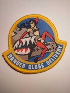 パッチ MSM ミルスペックモンキー Danger Close A-10 ワッペン lbt eagle Crye フルカラー イーグル タクトレ 特殊部隊 swat 航空自衛隊