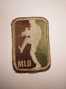 パッチ MSM ミルスペックモンキー MLD Major League Doorkicker ワッペン lbt eagle Crye 緑 イーグル タクトレ 特殊部隊 swat 航空自衛隊
