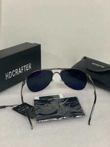 男女兼用 偏光サングラス 超軽量 UV400 紫外線カット