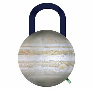 ★エコバッグ★天体観測エコバッグコレクション ガチャガチャ 木星
